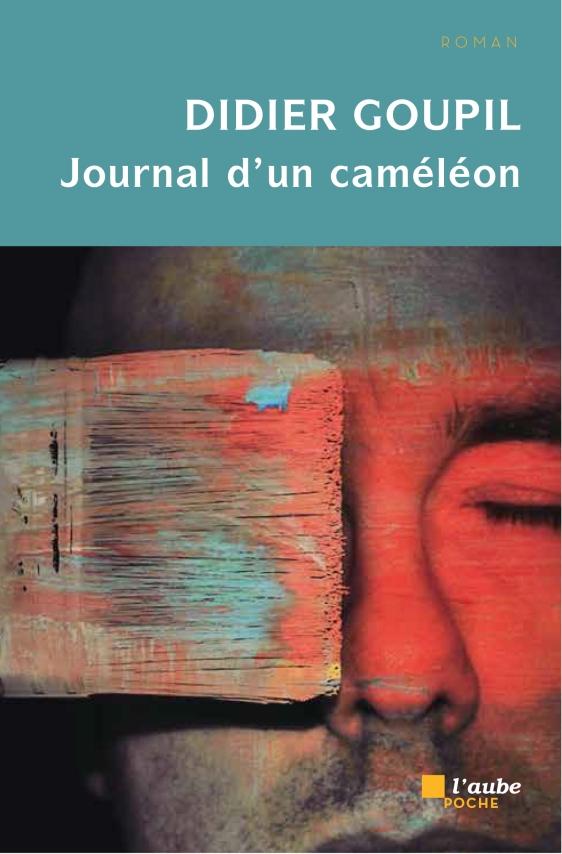 2 - POCHE Journal d'un caméléon